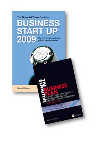 """The Definitive Business Plan: AND """"FT Guide to Business Start Up 2009, the Only Annually ..."""