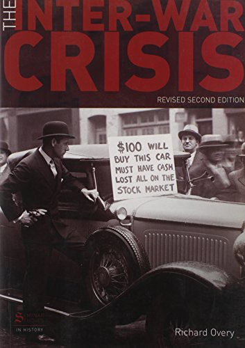 9781408223178: The Inter-War Crisis: Revised 2nd Edition (Seminar Studies In History)
