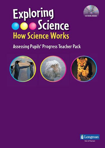 Exploring Science: How Science Works Assessing Pupils Progress Pack (Mixed media product): Mark ...
