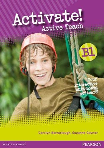 9781408224120: Activate! B1 Teachers Active Teach