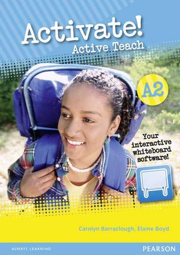 9781408224250: Activate! A2 Teachers Active Teach