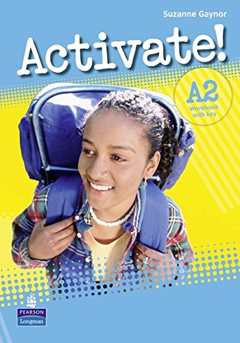 9781408224267: Activate! A2 Workbook with Key