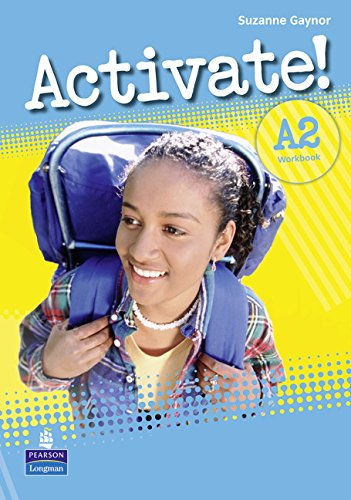 9781408224281: Activate! A2 Workbook without Key