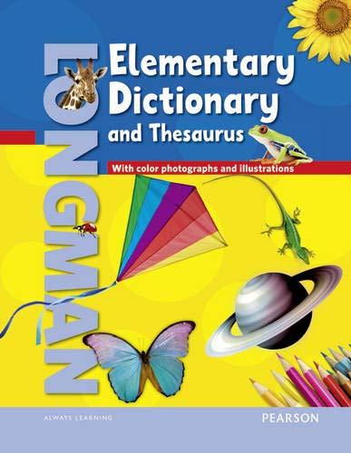 9781408225219: Longman Elementary Dictionary (Ame) & Thesaurus