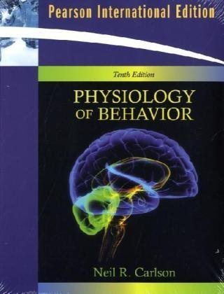 9781408227992: Physiology of Behavior:International Edition Plus MyPsychKit Access Card