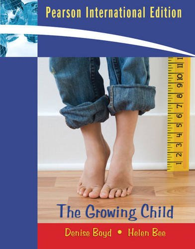 9781408228142: The Growing Child: International Edition Plus MyDevelopment Lab Access Card