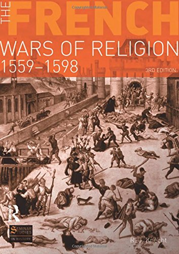 9781408228197: The French Wars of Religion 1559-1598 (Seminar Studies)