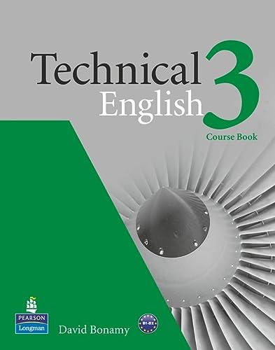 9781408229477: Technical english. Course book. Per le Scuole superiori: Technical English 3 Course Book: Level 3