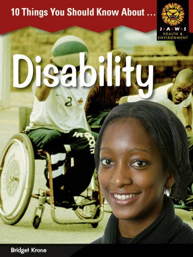 9781408230770: 10 Things you should know about ,... Disability in Africa