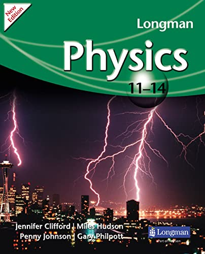 9781408231098: Longman Physics 11-14 (2009 edition) (LONGMAN SCIENCE 11 TO 14)