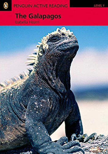 9781408231173: Galapagos, The, Level 1, Penguin Active Readers (Penguin Active Readers, Level 1)