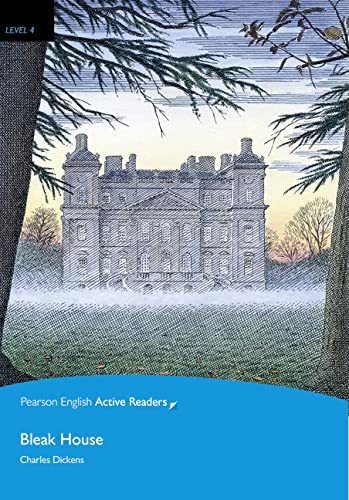 9781408231180: Level 4: Bleak House Book & Multi-ROM with MP3 Pack (Pearson English Active Readers)