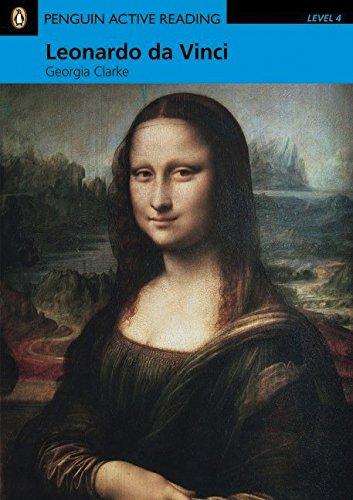9781408231197: Leonardo Da Vinci, Level 4, Penguin Active Reading (Penguin Active Reading, Level 4)