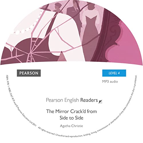 9781408231678: Level 4: The Mirror Cracked from Side to Side MP3 for Pack (Pearson English Graded Readers)
