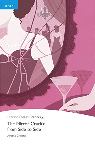 9781408231685: Level 4: The Mirror Cracked from Side to Side (Pearson English Graded Readers)