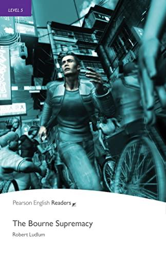 9781408231708: Level 5: The Bourne Supremacy (Pearson English Graded Readers)