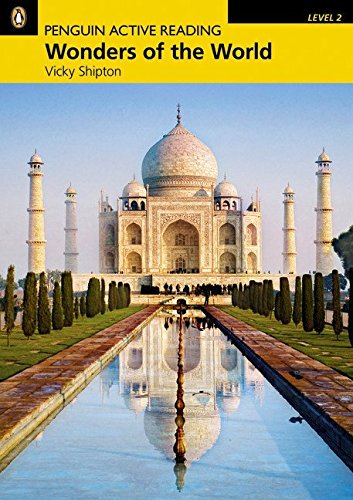 9781408232002: Wonders of the World, Level 2, Pearson English Active Readers (Penguin Readers, Level 2)