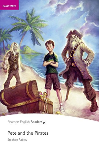 9781408232156: Easystart: Pete and the Pirates Book and CD Pack (Pearson English Graded Readers)