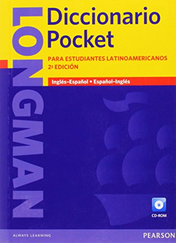 9781408232347: Latin American Pocket 2nded CD-ROM Pack (2nd Edition) (Latin American Dictionary)