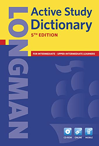 9781408232361: Longman Active Study Dictionary 5th Edition CD-ROM Pack [Lingua inglese]