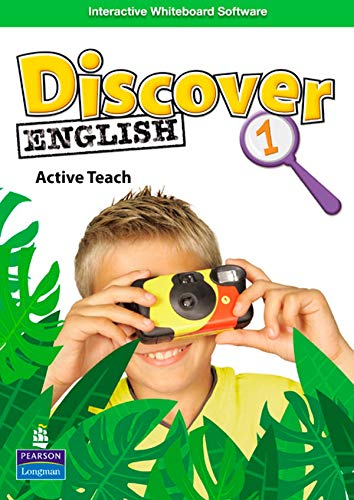 9781408233771: Discover English Global 1 Active Teach