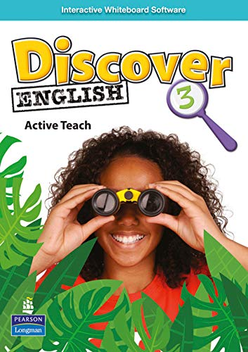 9781408233795: Discover English Global 3 Active Teach