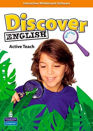 9781408233801: Discover English Global Starter Active Teach