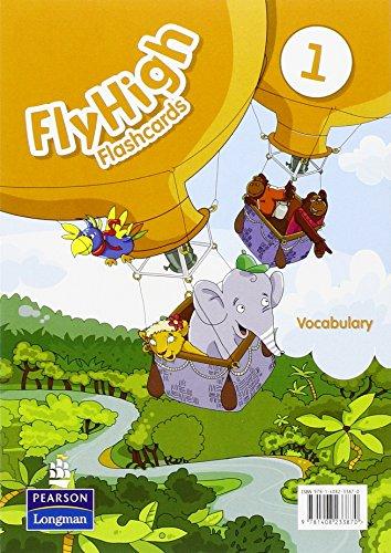 Fly high. Vocabulary flashcards. Per le Scuole superiori: 1: Author
