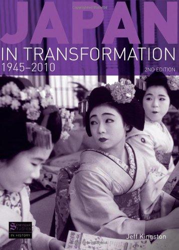 9781408234518: Japan in Transformation, 1945-2010 (Seminar Studies)