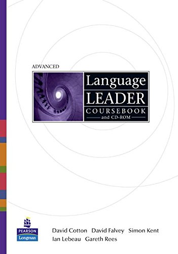 Language Leader Advanced Coursebook and CD-ROM/MyLab and: Kempton, Mr Grant,