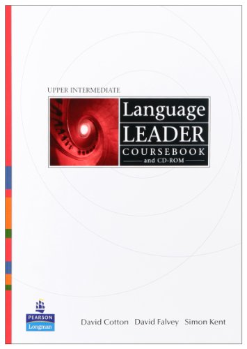 9781408234570: Language Leader Upper Intermediate Coursebook and CD-ROM and LMS and Access Card Pack