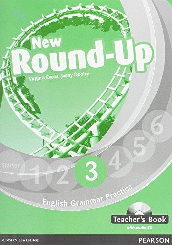 9781408234969: New Round-Up - Teacher's Book 3 (Round Up Grammar Practice)