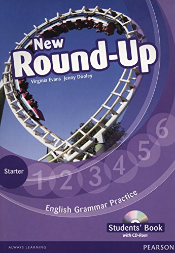 9781408235034: Round Up Ne Starter Level - Students' Book (+Cd) (Round Up Grammar Practice)