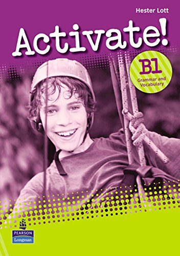 9781408236611: Activate! B1 Grammar & Vocabulary Book