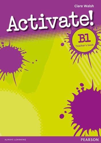 9781408236635: Activate! B1 Teacher's Book