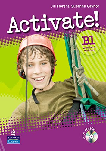 9781408236642: Activate! B1 Workbook with Key