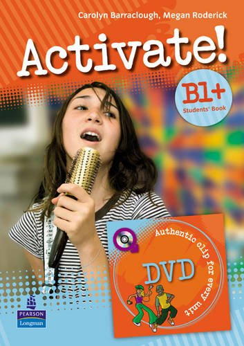 9781408236666: Activate! B1+ Students' Book for pack