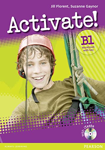 9781408236796: Activate! B1 Workbook with Key/CD-Rom Pack Version 2