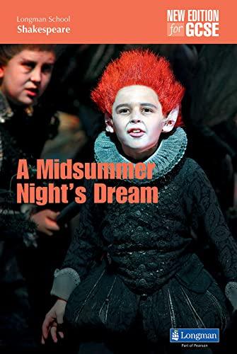 A Midsummer Night's Dream (Longman Schools Shakespeare) (1408236850) by O'Connor, John; Eames, Stuart