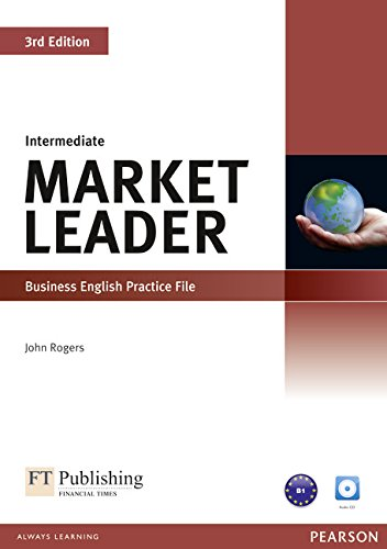 9781408236963: Market Leader 3rd Edition Intermediate Practice File & Practice File CD Pack