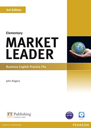 9781408237069: Market Leader 1 Elementary Practice File and CD Pack (3rd Edition)