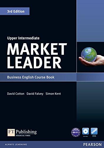 9781408237090: Market Leader 3rd Edition Upper Intermediate Coursebook & DVD-ROM Pack