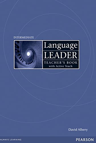 9781408237311: Language Leader Intermediate Teacher's Book/and Active Teach Pack