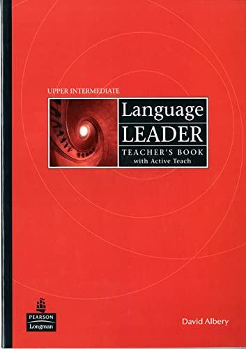 9781408237335: Language Leader Upper Intermediate Teacher's Book and Active Teach Pack