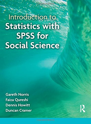 9781408237595: Introduction to Statistics with SPSS for Social Science
