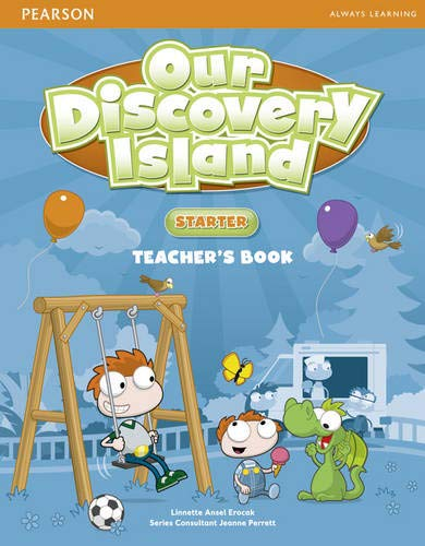 9781408238424: Our Discovery Island Starter Teacher's Book Plus Pin Code: Our Discovery Island Starter Teacher's Book plus pin code Starter