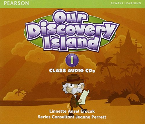 9781408238479: Our Discovery Island Level 1 Audio CD