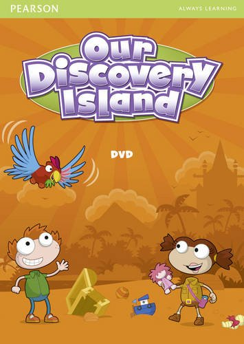 9781408238486: Our Discovery Island Level 1 DVD