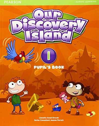 9781408238523: Our Discovery Island Level 1 Student's Book plus pin code