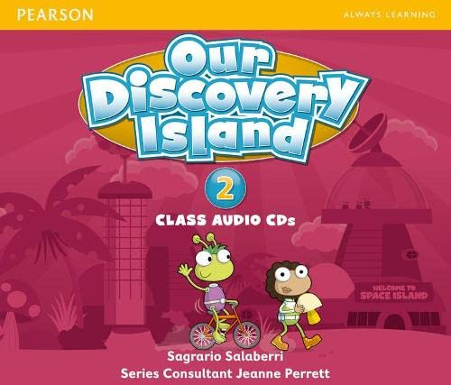 9781408238585: Our Discovery Island Level 2 Audio CD